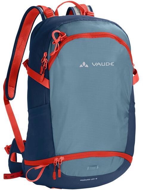 VAUDE Wizard 30+4 Backpack blue elder